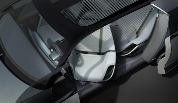 Hyundai 『45』concept - bovenaanzicht