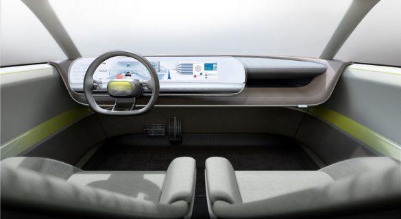 Hyundai 『45』concept - interieur