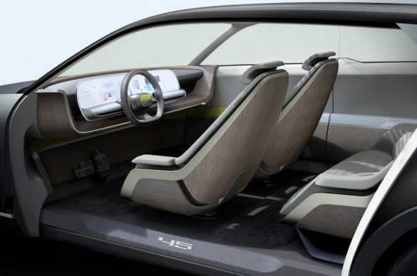 Hyundai 『45』concept - voorstoelen