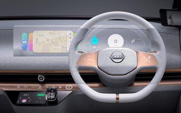 Nissan onthult de IMk Concept