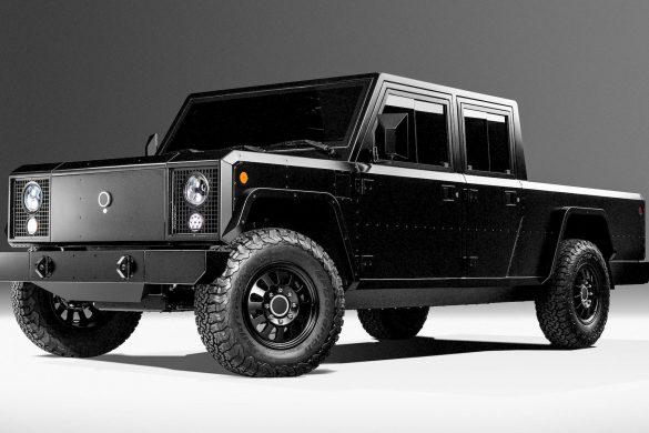 Bollinger Motors B2 pick-up