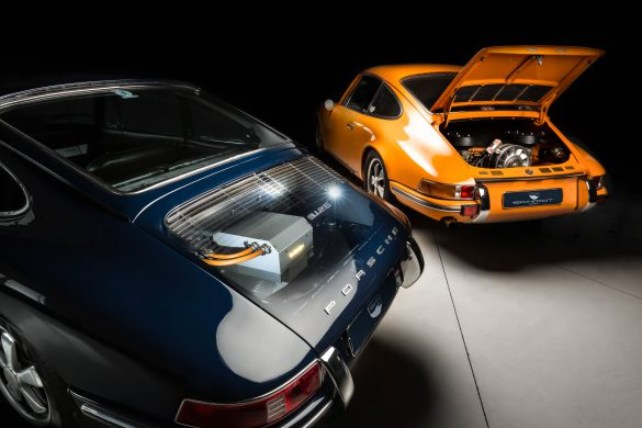 Porsche 912 Elektrisch