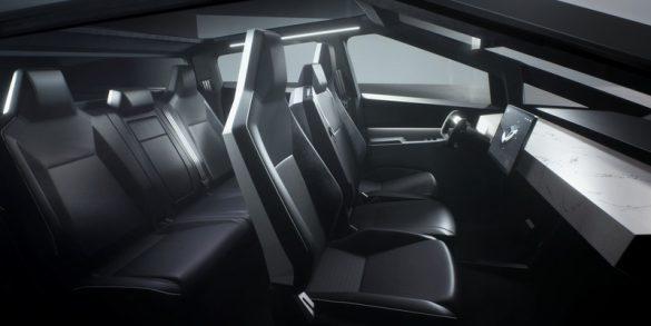 Tesla Model 3 Dual Motor Interieur