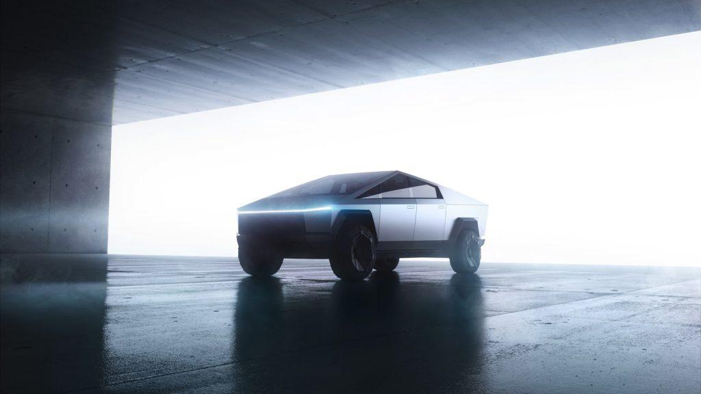 Tesla Cybertruck Dual Motor