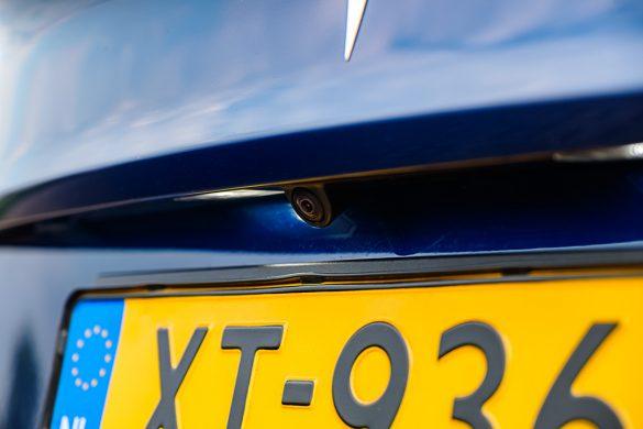 Tesla Model 3 Long Range Dual Motor sensoren achter