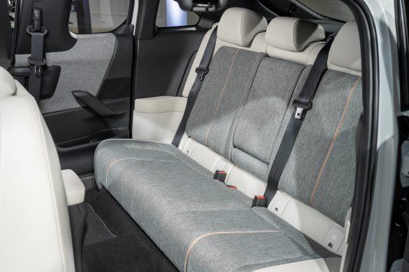 Mazda MX-30 interieur