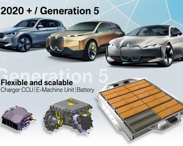 BMW vijfde generatie