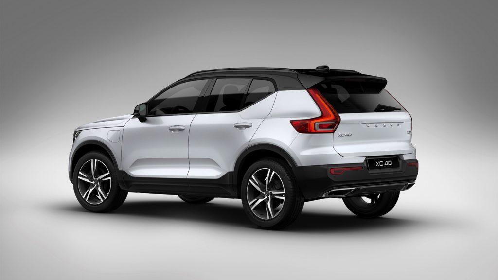 Volvo XC40 T5 Twin-Engine