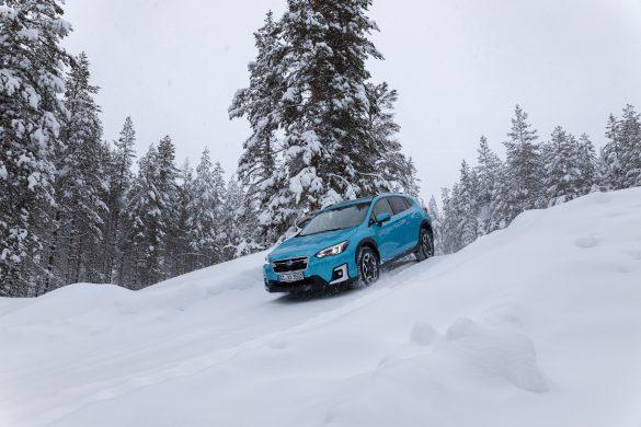 Subaru 2.0 e-Boxer