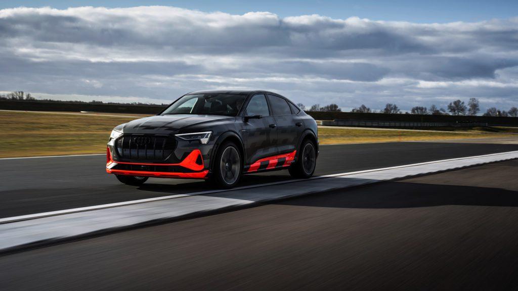 Audi e-tron S Sportback 55 quattro