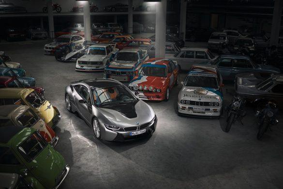 BMW Iconen