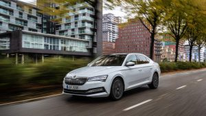 Skoda Superb iV Hatch