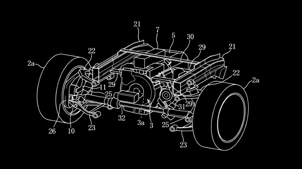Mazda hybride wankelmotor