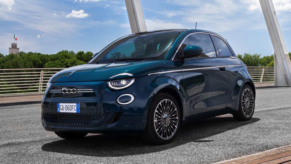 Fiat 500e Berlina 24 kWh
