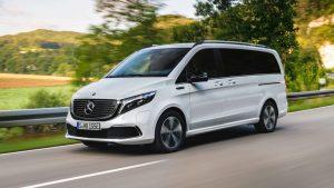 Mercedes EQV 300 Extra Lang