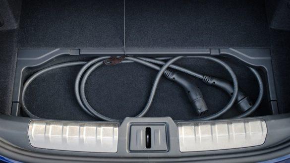 Porsche Taycan Turbo laadkabel