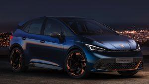 CUPRA Born 170 kW - 82 kWh
