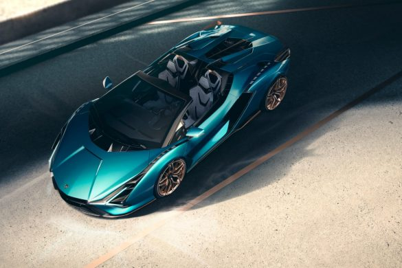 Lamborghini introduceert Sián Roadster