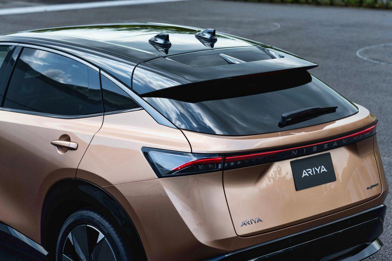 Nissan Ariya design