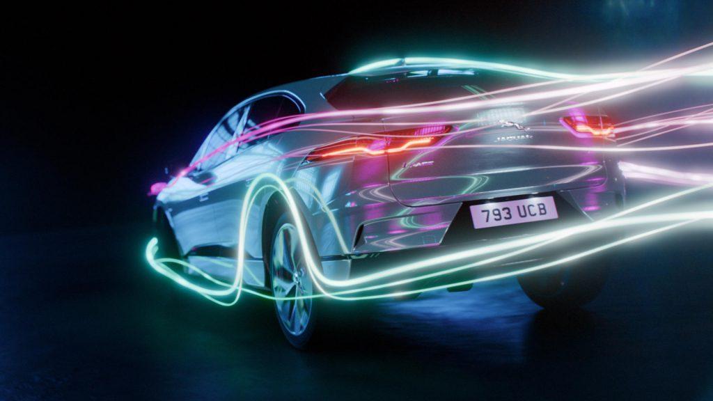 elektrische Jaguar teaser