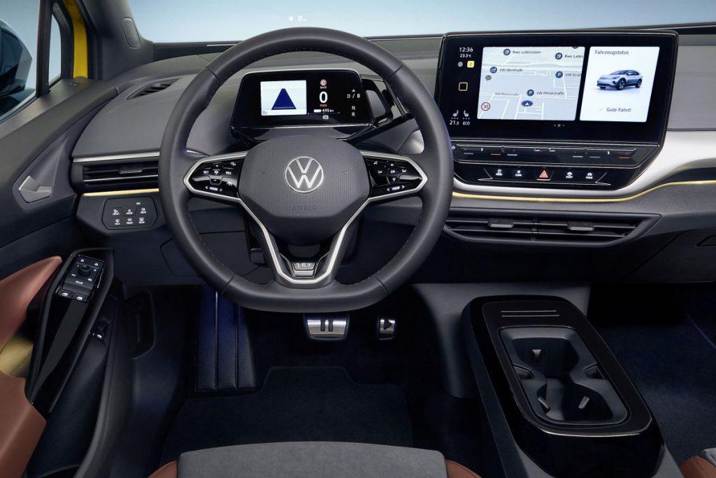 Interieur Volkswagen ID4