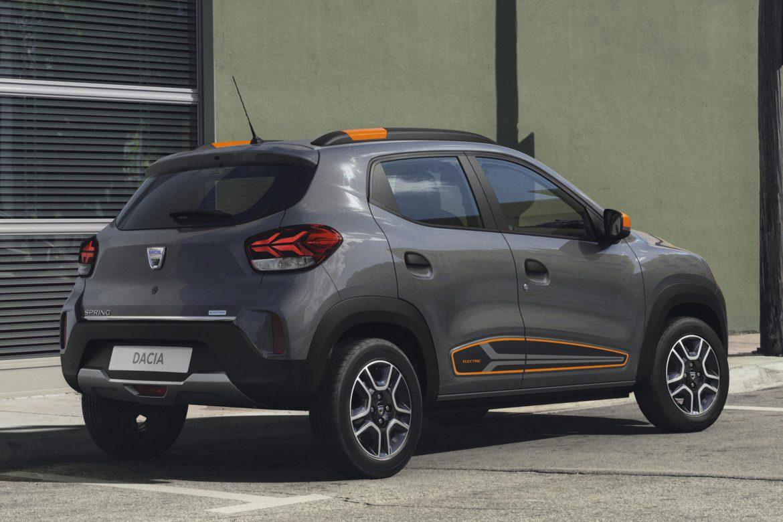 Elektrische Dacia Spring Electric