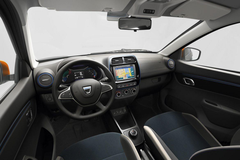 Dacia Spring Electric elektrische SUV betaalbaar
