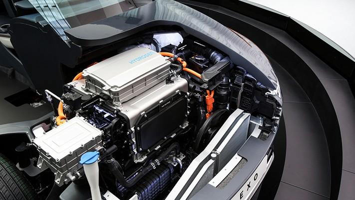INEOS Hyundai Waterstof