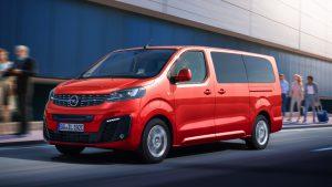 Opel Zafira-e Life L 75 kWh
