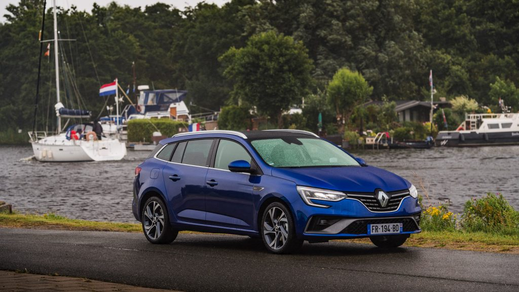 Renault Megane Estate E-Tech Plug-in Hybrid