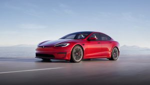 Tesla Model S Plaid+