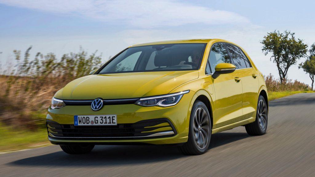 Volkswagen Golf 1.4 TSI eHybrid GTE