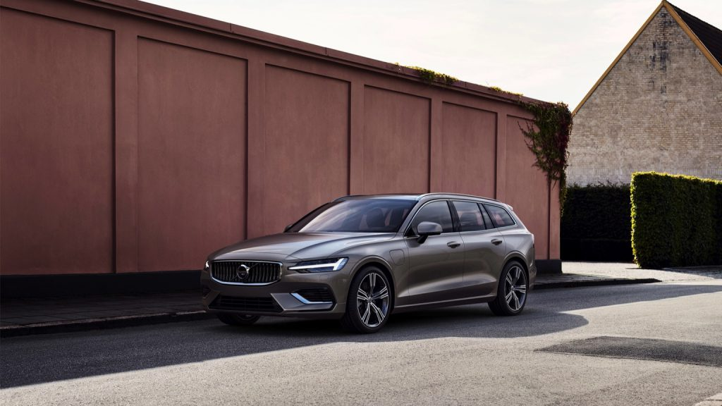 Volvo V60 T6 Recharge