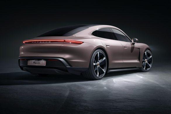 goedkopere Porsche Taycan