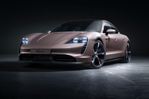 Porsche Taycan basismodel