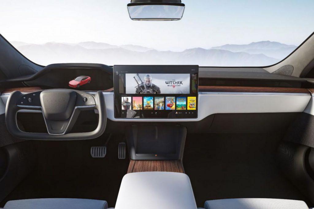 De Tesla Model S en Model X krijgen een nieuw interieur.
