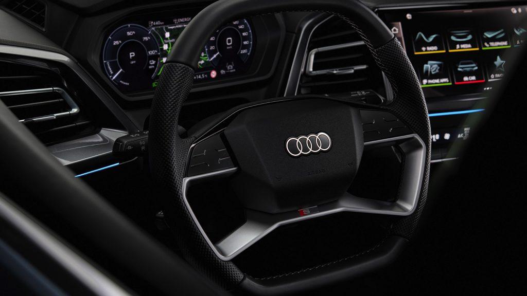 Audi Q4 e-tron 45 quattro