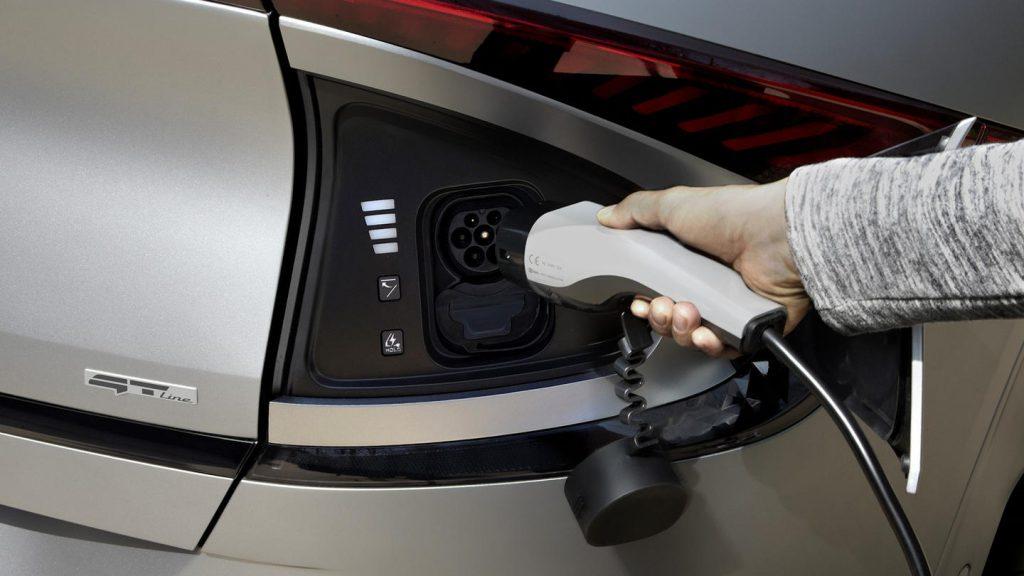 Kia EV6 opladen snelladen bi-directioneel