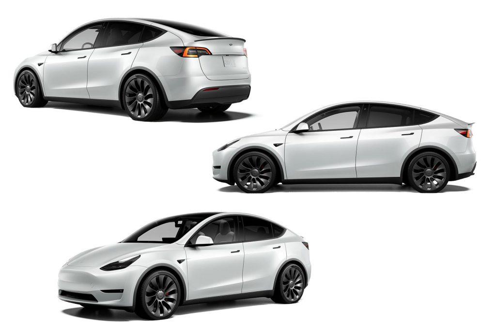 Tesla Model Y Nederland