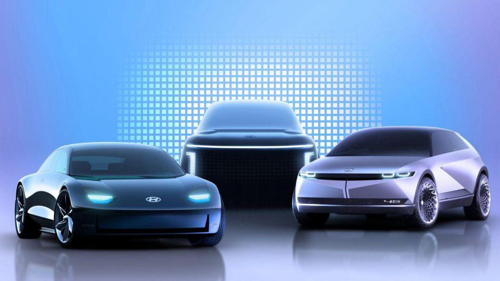 Hyundai Ioniq serie
