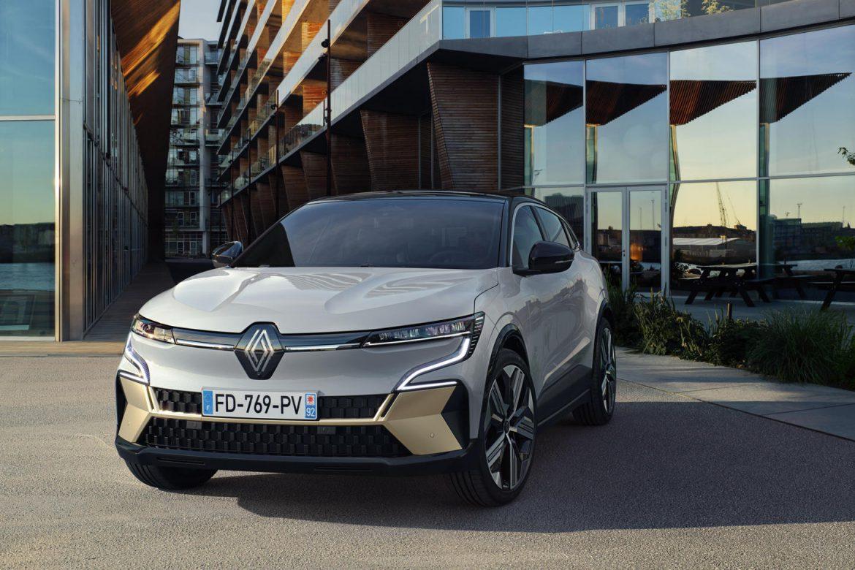 elektrische Renault Mégane E-tech Electric