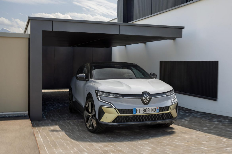 Renault Mégane E-tech Electric hatchback